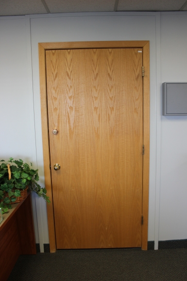 call center door01