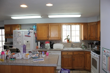 Before: Centerville, Family Kitchen