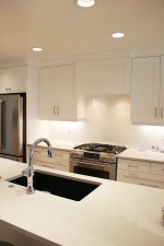 Perry Newman Design kitchen in Clinton, Utah