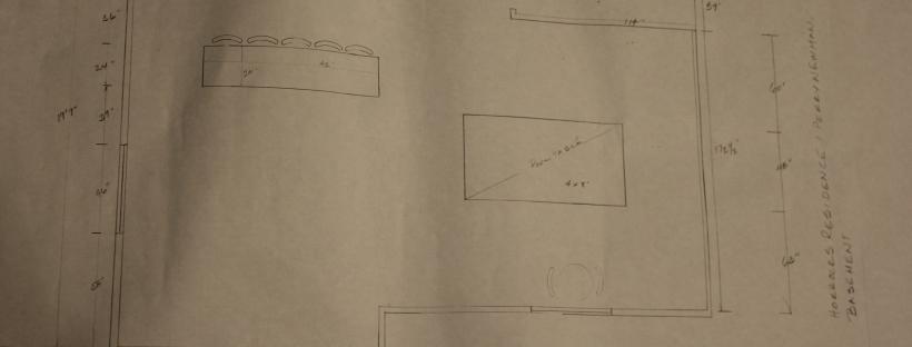 design, plan, mock up, remodel, finish basement