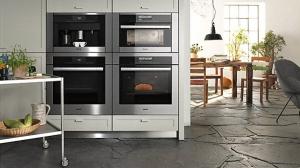Sample Miele appliances