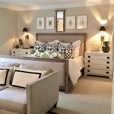 Perry Newman Design bedroom