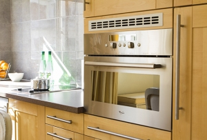 Microwave convection combo oven