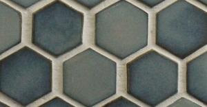 Aqua artisan tile
