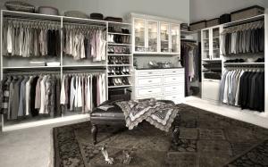 declutter closet custom