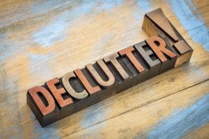 Declutter!