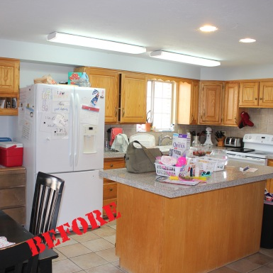 Centerville Kitchen (before)