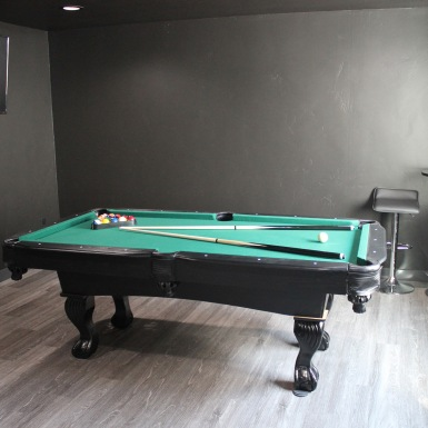 Bluffdale Pool Room (after)