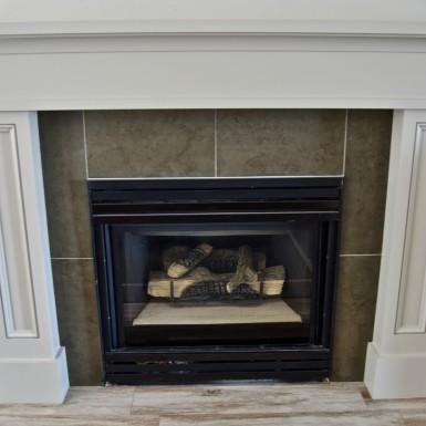 Draper Fireplace (after)