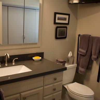 His Provo Bathroom (after)